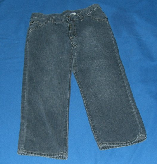 Calvin Klein Little Girls Denim Jeans
