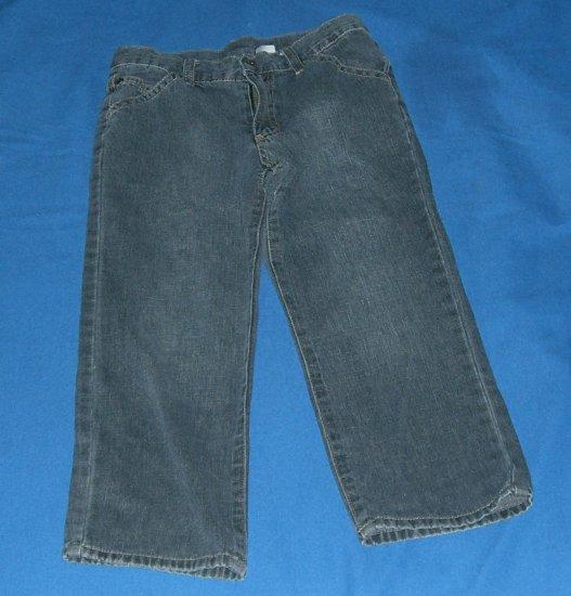Calvin Klein Little Girls Denim Jeans