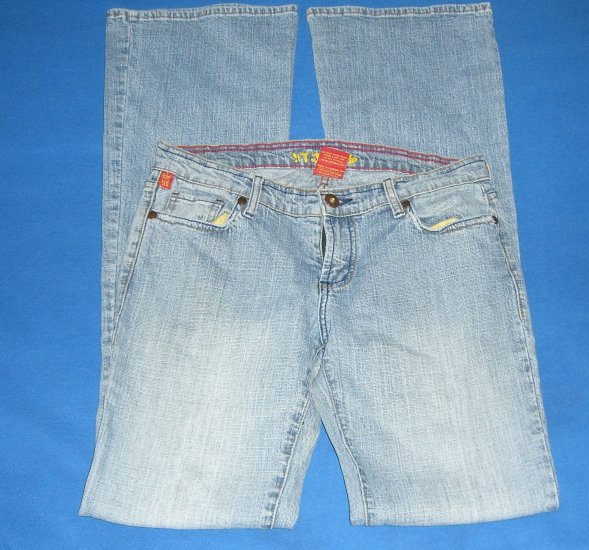 It Jeans Denim Pre-Washed New No Tags