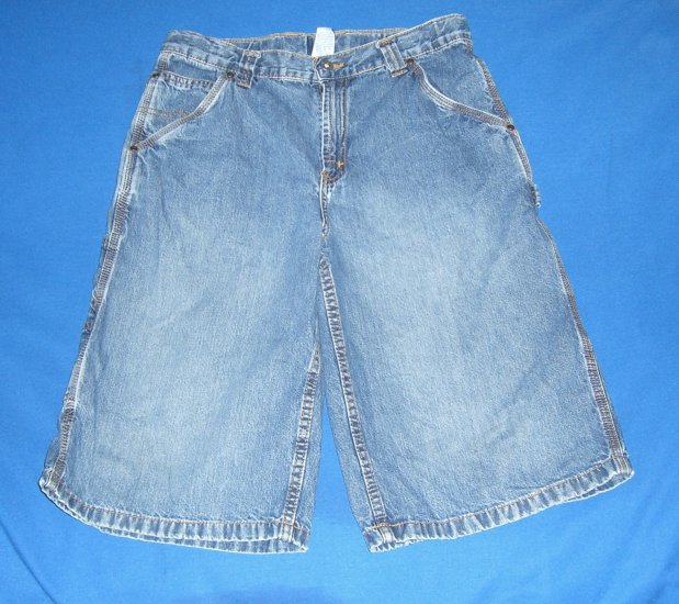 Old Navy Carpenter Blue jean Shorts