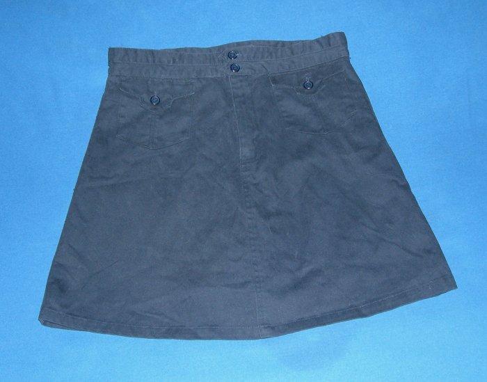 U.S. Polo ASSN. 1890 Uniform DivisionWomens Blue Skirt
