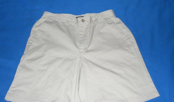 Womens Riders Casual Khaki Shorts New No Tags