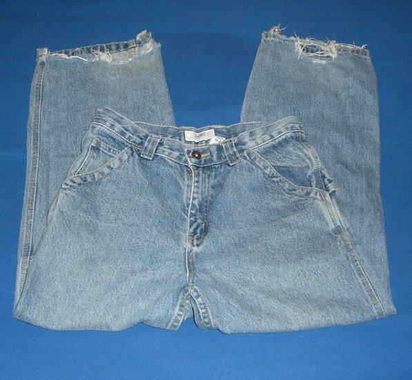 Old Navy Carpenter Blue Jeans Boys
