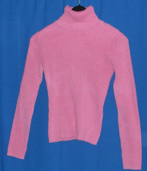 Old Navy Pink knitted Turtleneck Top