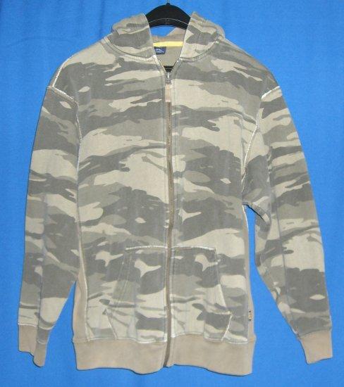 Gap kids Camouflage Zip UP Hoodie Sweatshirt