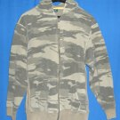 Gap kids Camouflage Zip UP Hoodie Sweatshirt