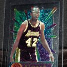 James Worthy # 42 Topps Finest 1994 Refractors SP Lakers