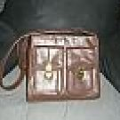 Womens Carmel Brown RELIC HANDBAG New No Tags Never used