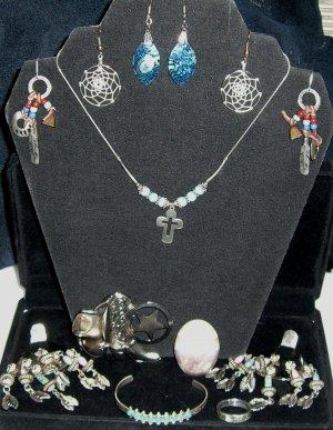 Jewelry Estate Lot Designer & Fine Dallas Texas lot # 73654