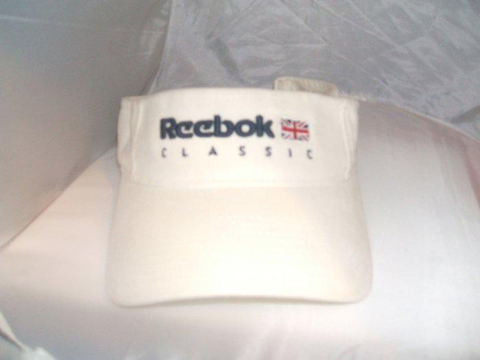 Reebok Authentic Apparel Golf SUn Visor NWOT