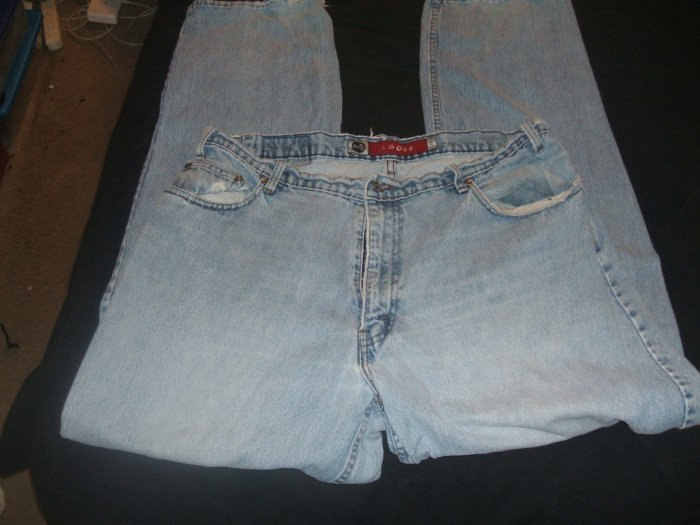 Levi Strauss Silver Tab Loose Fit Jeans Mens Pre-Owned