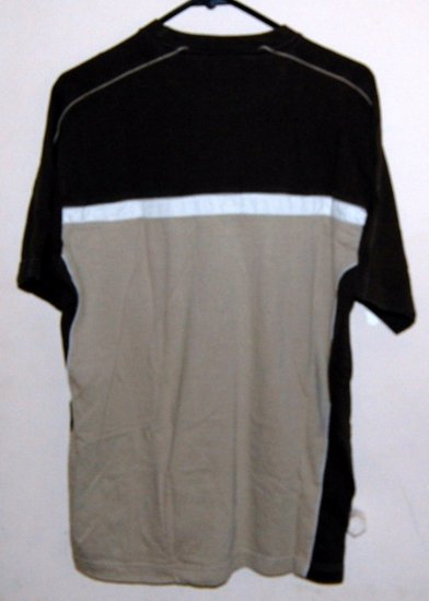 Micro Multi Tone Tone T-Shirt NWOT Pre-Washed
