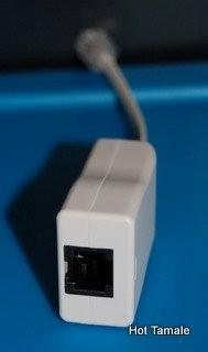 2 WIRE WALL DSL FILTER MODEL# LFT4-2GB