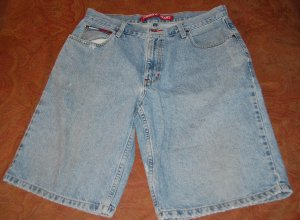 Mens Tommy Hilfiger  Jean Shorts Pre-Owned