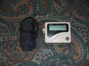 Samsung Digital Blood pressure Monitor Model SR1000-S Pre-Owned
