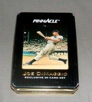 EPinnacle Joe DiMaggio Exclusive 30 Card Set