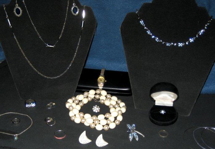 Mixed Estate Lot Jewelry Arizona