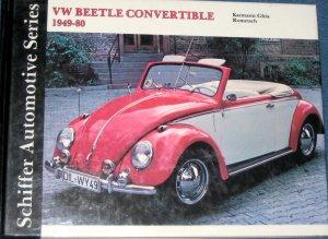 Volkswagen Beetle and Karmann Ghia Convertibles, 1949-80 (Schiffer Automotive)