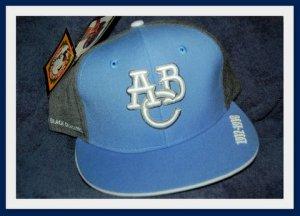 Head Gear ATLANTA BLACK CRACKERS Negro League 100% Wool Fitted Cap
