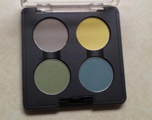 MAC Colour Scheme 3 Quad - RARE - HTF - BN