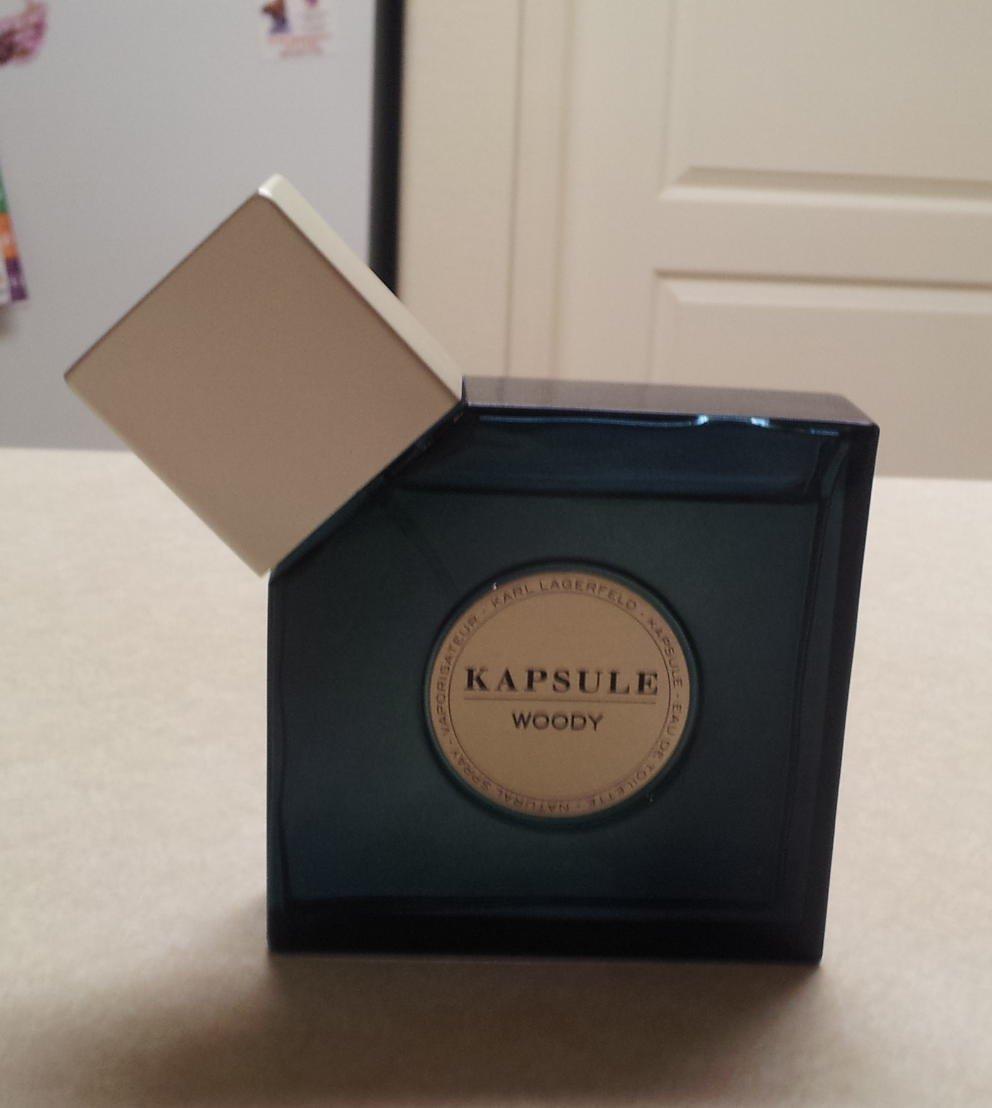 Karl Lagerfeld Kapsule Woody edt - 2.5 oz - SIB
