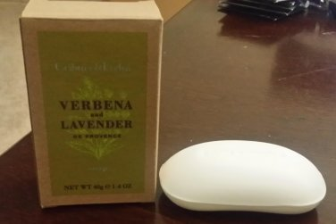 Verbena & Lavender  De Provence Soap - Deluxe Size - 40g - BNIB