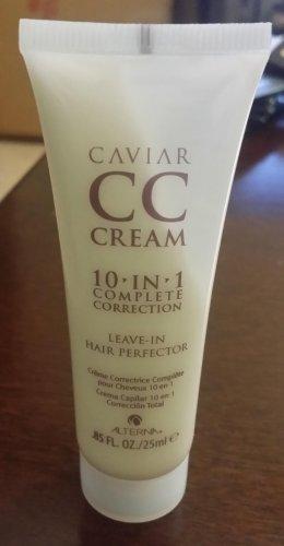 ALTERNA Caviar CC Cream for Hair 10-in-1 Complete Correction - Trial size - 25ml - BNNB