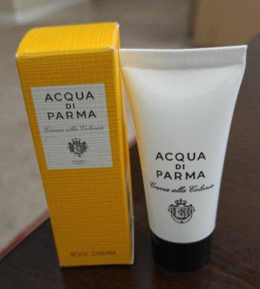 Acqua di Parma 'Colonia' Body Cream - Deluxe Size - 20 ml - BNIB