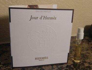 Hermes Jour d'Hermes edp -  2 ml SAMPLE - BN