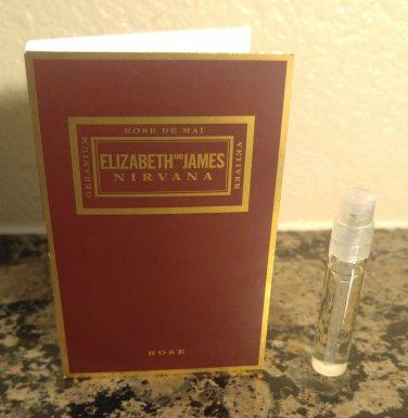 Elizabeeth & James Nirvana Rose edp -  2 ml SAMPLE - BN