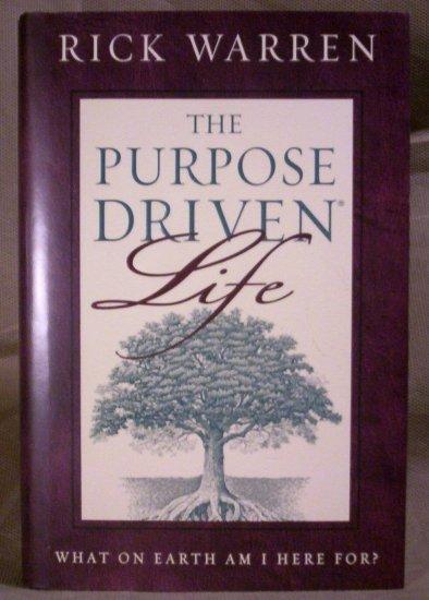The Purpose Driven Life, Rick Warren, NN