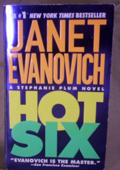 Hot Six, Janet Evanovich, G