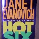 Hot Six, Janet Evanovich, G