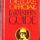 Mr. Boston Deluxe Official Bartender's Guide,  NN, FREE SHIPPING