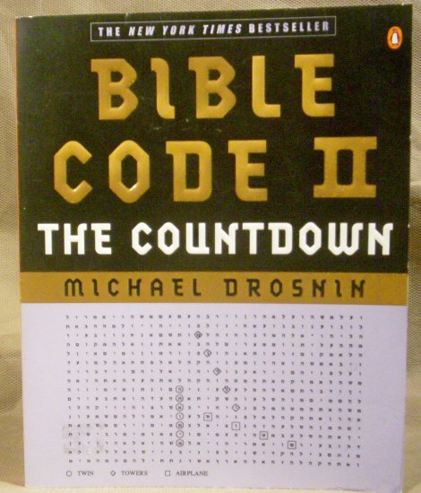 Bible Code II, The Countdown, Michael Droskin, NN