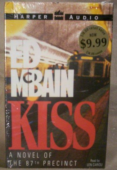 Kiss, A Novel of the 87th Precinct, Ed McBain, Read by Len Cariou