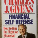 Financial Self-Defense, Charles J. Givens