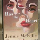 Whoever Has the Heart, Charmain Daniels Mystery, Jennie Melville