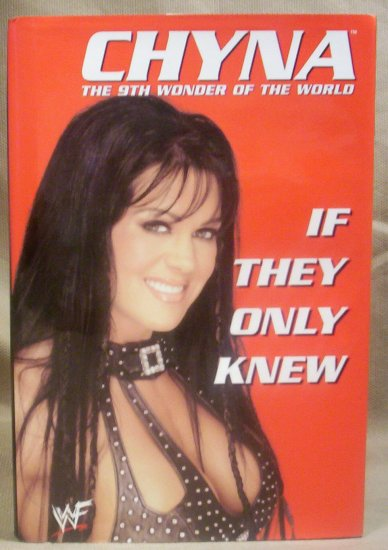 Chyna, the 9th Wonder of the World, If They Only Knew, FREE SHIPPING