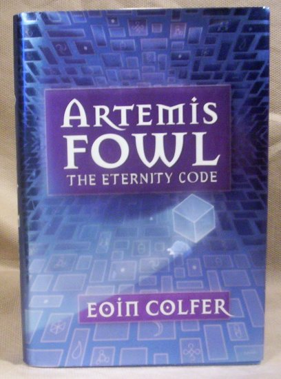 Artemis Fowl, The Eternity Code, Eoin Colfer