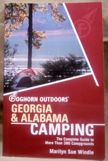 Foghorn Outdoors, Georgia and Alabama Camping, Marilyn Sue Windle