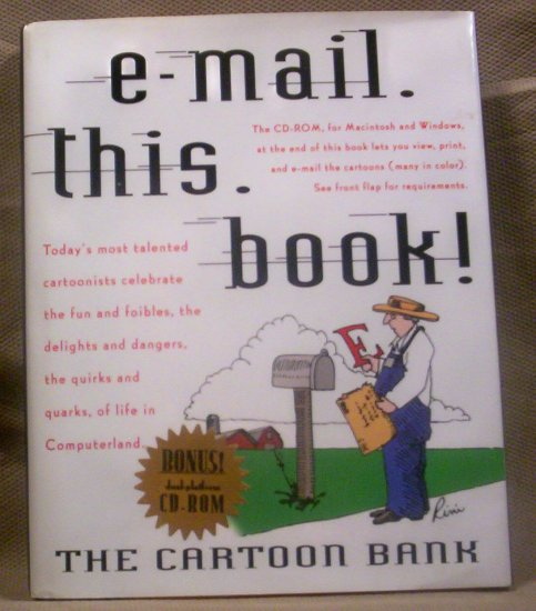 e-mail this book, The Cartoon Bank