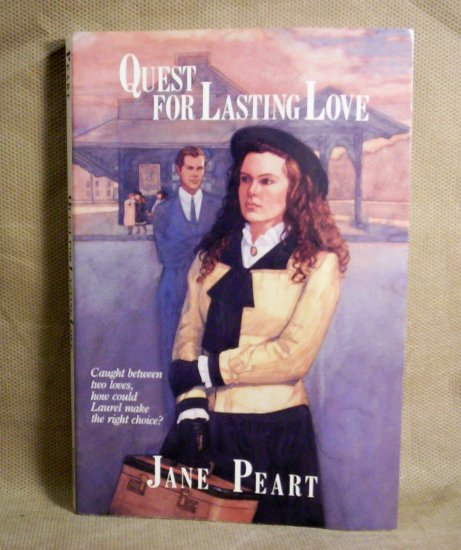 Quest for Lasting Love, Jane Peart