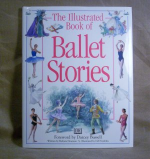 The Illustrated Book of Ballet Stories with CD