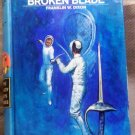 #21 The Hardy Boys, The Clue of the Broken Blade by Franklin W. Dixon, 1970