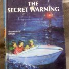 #17, The Hardy Boys, The Secret Warning by Franklin W. Dixon, 1966