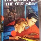 #3, The Hardy Boys, The Secret of the Old Mill by Franklin W. Dixon, 1962