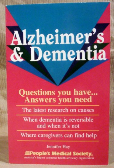 Alzheimer's & Dementia by Jennifer Hay