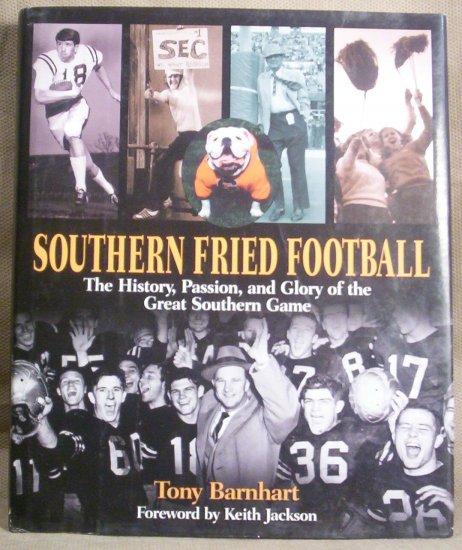 Southern Fried Football, Tony Barnhart