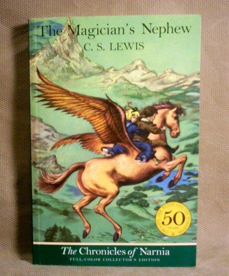 The Magician's Nephew, C.S. Lewis